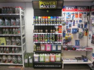 powermaxed